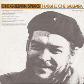 Che Guevara Speaks (1973)  CD