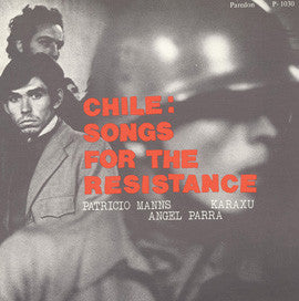 Chile  Songs for the Resistance (1975)  CD