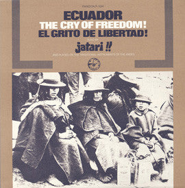 Ecuador  El Grito de Libertad (The Cry of Freedom) (1977)  Jatari CD