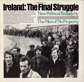 Ireland  The Final Struggle (1977)  The Men of No Property CD
