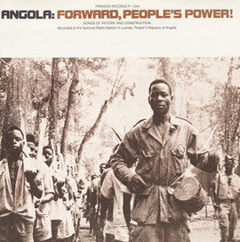 Angola  Forward People's Power CD
