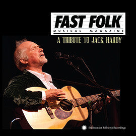 A Tribute to Jack Hardy 2 CD set