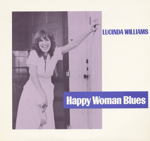 Lucinda Williams  Happy Woman Blues (1990) CD
