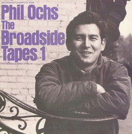 American Folk Anthologies  Broadside Ballads Vol. 14, The Broadside Tapes 1 Phil Ochs (1989) CD