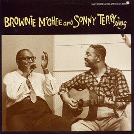 Brownie McGhee and Sonny Terry Sing Brownie McGhee CD