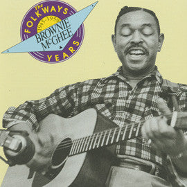 Brownie McGhee: The Folkways Years, 1945-1959 CD