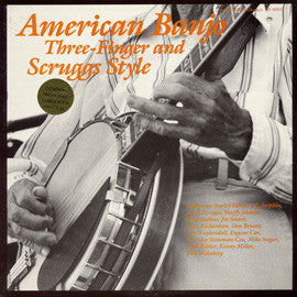 American Banjo: Three-Finger and Scruggs Style CD