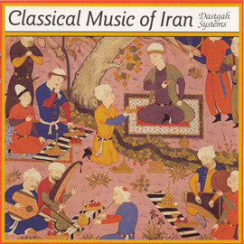 Classical Music of Iran CD