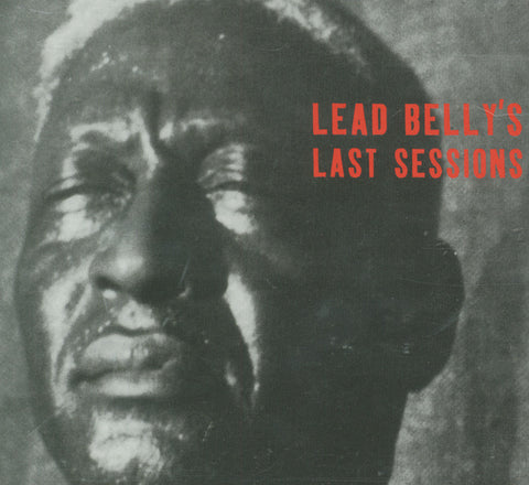 Lead Belly's Last Sessions 4 CD Set
