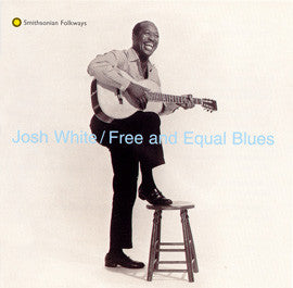 Josh White: Free and Equal Blues CD