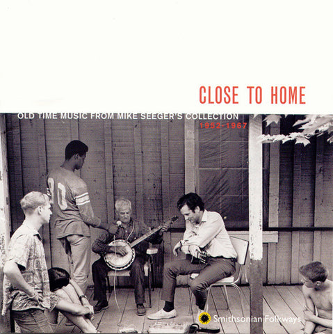 Mike Seeger  Close To Home (1997) CD