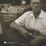 Masters of Old-time Country Autoharp CD