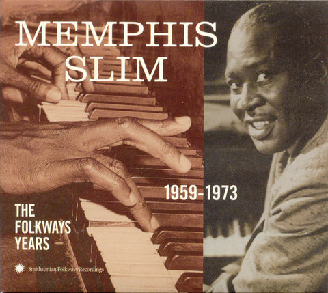 Memphis Slim  The Folkways Years 1959-1973 CD
