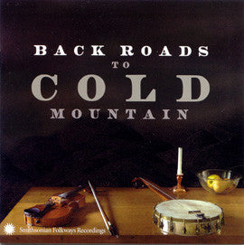 Back Roads to Cold Mountain CD