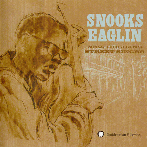 New Orleans Street Singer (1959)  Snooks Eaglin CD