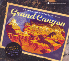 Songs and Stories from Grand Canyon CD