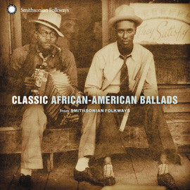 Classic African-American Ballads CD