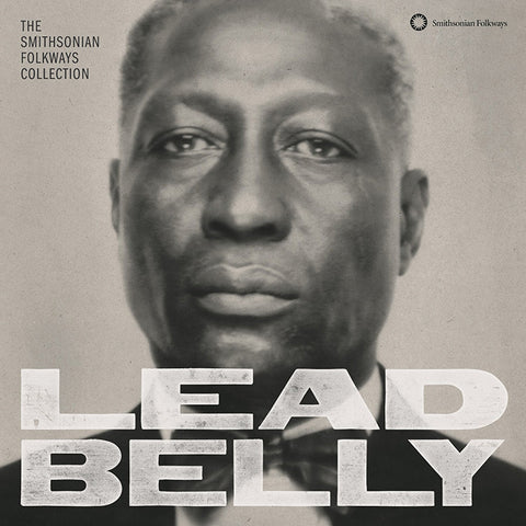 Lead Belly: The Smithsonian Folkways Collection 5 CD Box Set