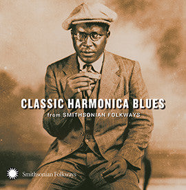 Classic Harmonica Blues from Smithsonian Folkways CD