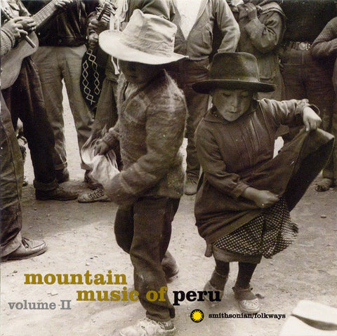 Mountain Music of Peru CD