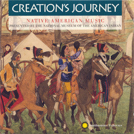 Creation's Journey  Native American Music CD