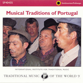 Musical Traditions of Portugal  CD/Book