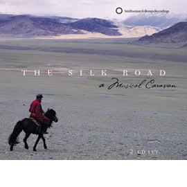 The Silk Road  A Musical Caravan 2 CD SET