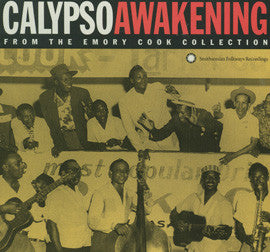 Calypso Awakening from the Emory Cook Collection CD