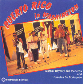 Puerto Rico in Washington CD