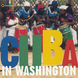 Various Artists  Cuba in Washington CD
