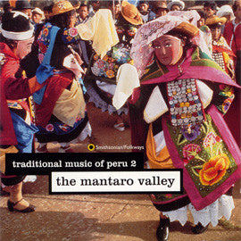 Traditional Music of Peru, Vol II  The Mantaro Valley CD
