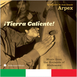 Tierra Caliente  Music from the Hotlands of Michoacan CD