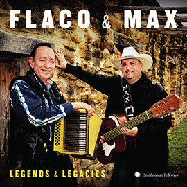 Flaco & Max: Legends & Legacies CD
