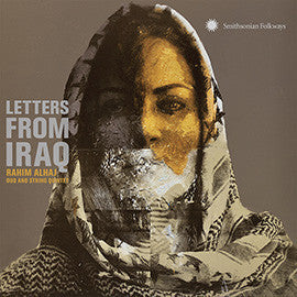Letters from Iraq: Oud and String Quintet CD
