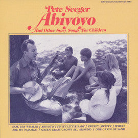 Pete Seeger  Abiyoyo and Other Stories CD