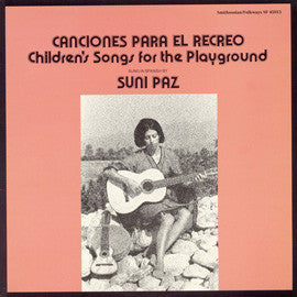 Canciones Para el Recreo: Children's Songs for the Playground CD