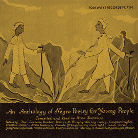 An Anthology of African American Poetry for Young People CD