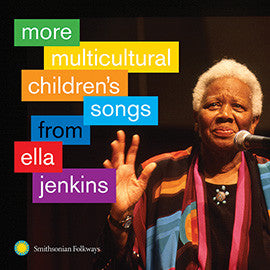 Ella Jenkins: More Multicultural Children's Songs From Ella Jenkins CD
