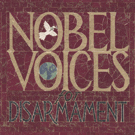 Nobel Voices for Disarmament  1901-2001 CD