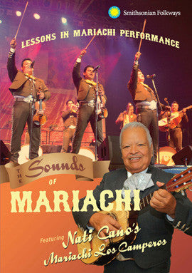 The Sounds of Mariachi: Lessons in Mariachi Performance DVD