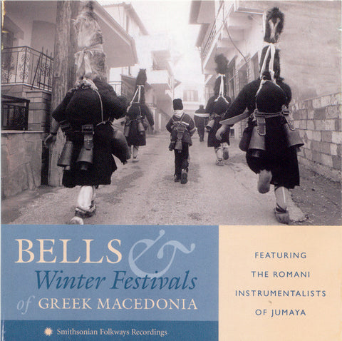 Bells and Winter Festivals of Greek Macedonia CD