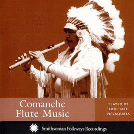 Comanche Flute Music (1979)  Doc Tate Nevaquaya CD