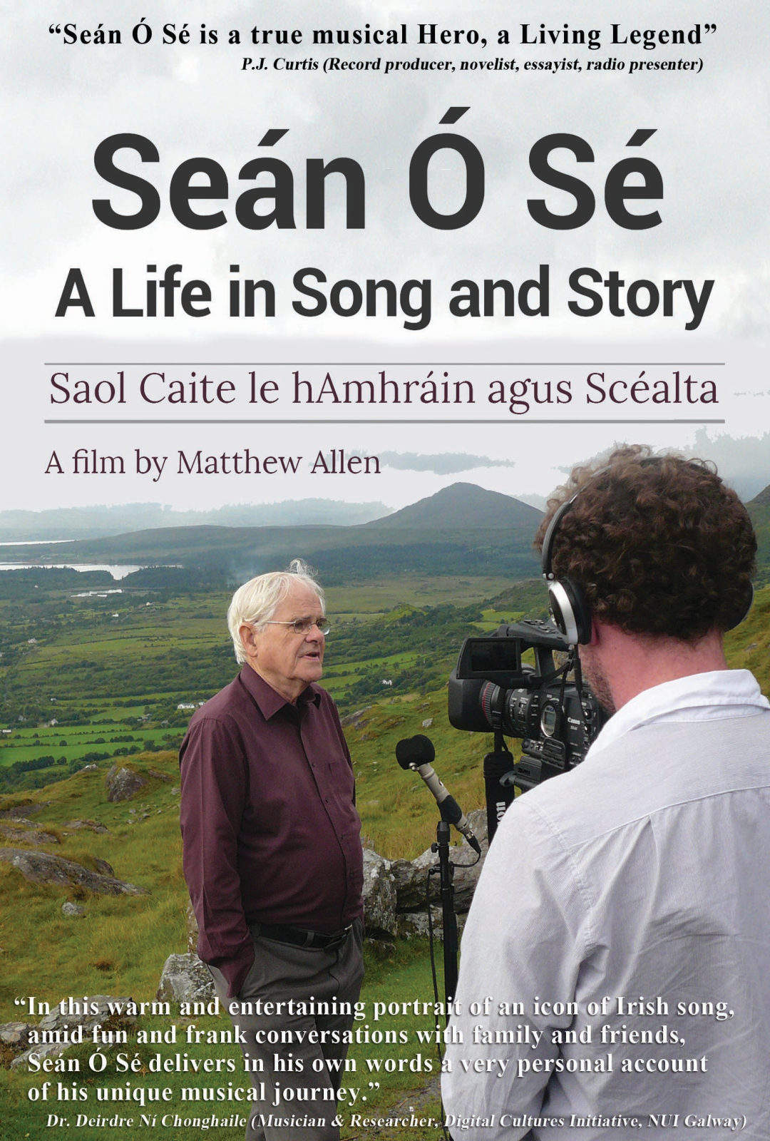 Seán Ó Sé: A Life in Song and Story DOWNLOAD ONLY
