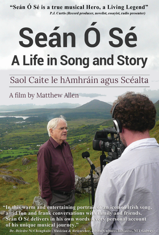 Seán Ó Sé: A Life in Song and Story DVD