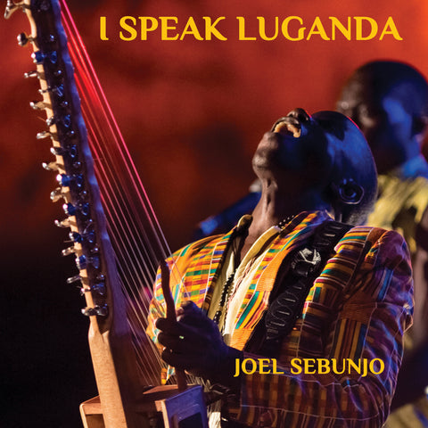 MCM-4020 - Joel Sebunjo: I Speak Luganda CD