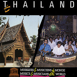 Thailand: The Music of Chieng Mai CD
