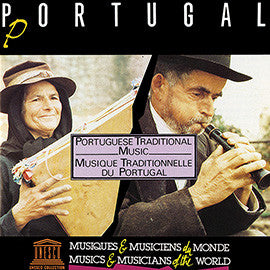 Portugal: Portuguese Traditional Music CD