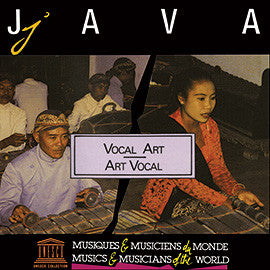 Java: Vocal Art CD