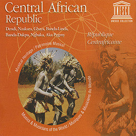 Central African Republic CD