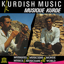 Kurdish Music CD